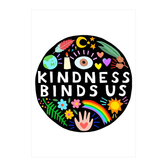 Image of Kindness Binds Us