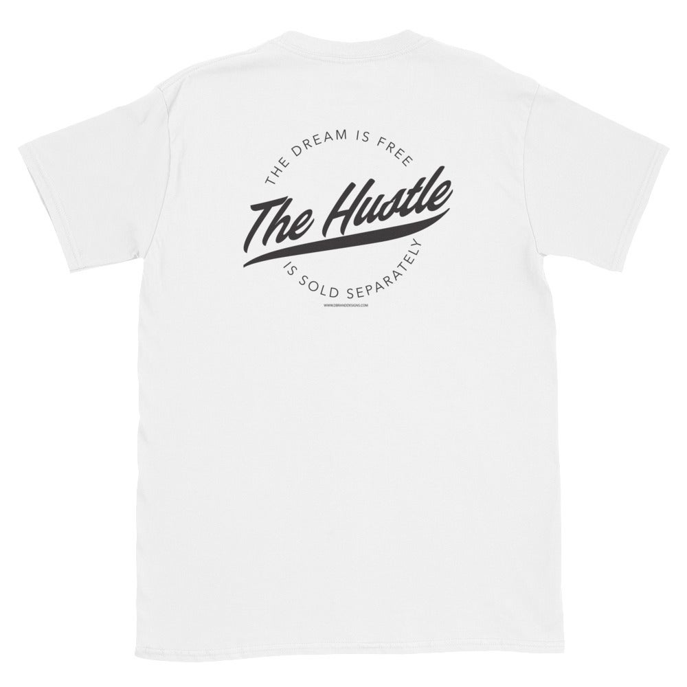 Image of The Hustle T Shirt - White