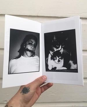 """Image of Che Hise-Gattone """"White Leather Purse"""" Zine"""