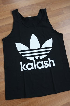 Image of KALASH Trefoil Shirt and Tank Top