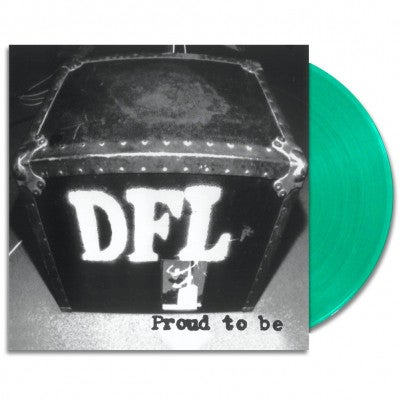 "Image of Proud to Be - 12"" LP Reissue (Epitaph Records)"