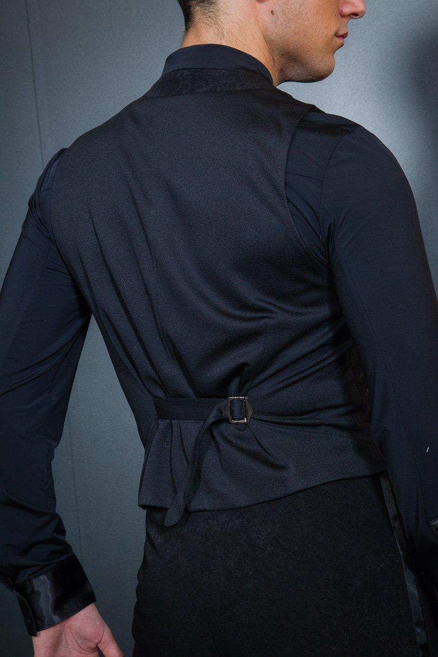 Image of Mens Tailor Vest (F8176) Dancewear latin ballroom