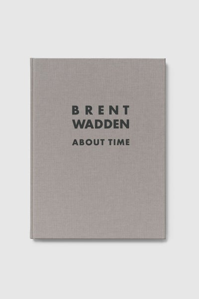 Image of Brent Wadden - About Time