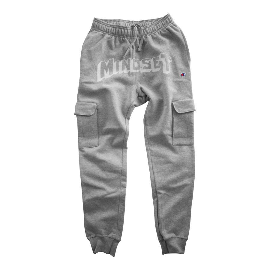 Image of Logo Cargo Sweatpants