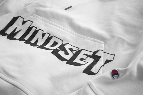 Image of Logo Hoodie (White)