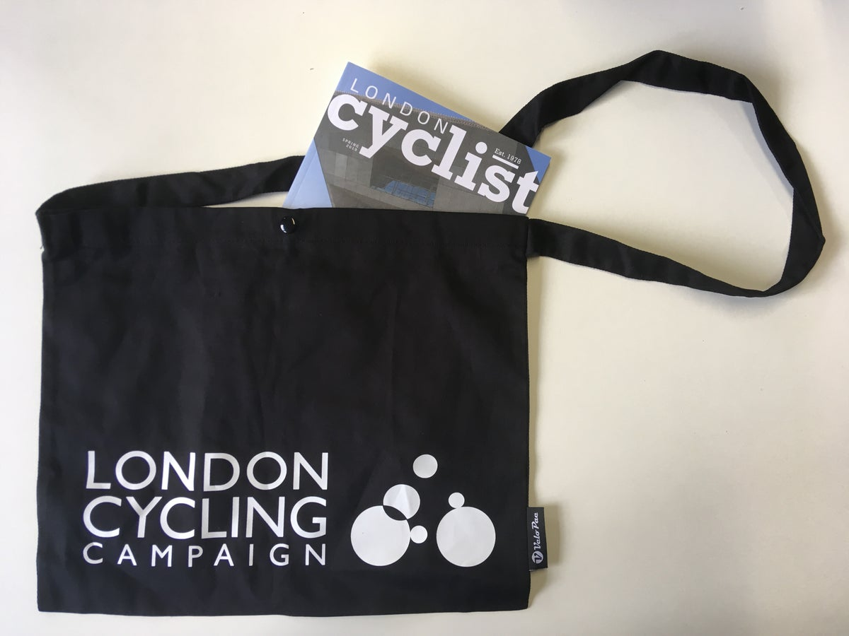 Image of LCC Musette Bag