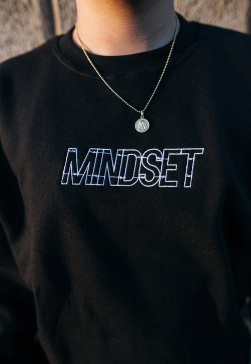 Image of Barbed Wire Crewneck