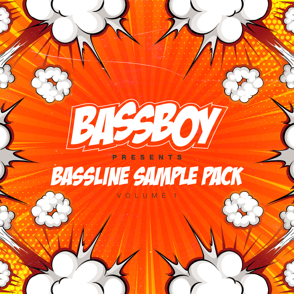 Image of Bassline Sample Pack Vol.1