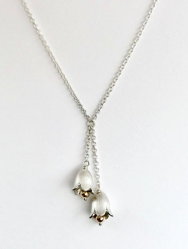 Image of Lily of The Valley Necklace