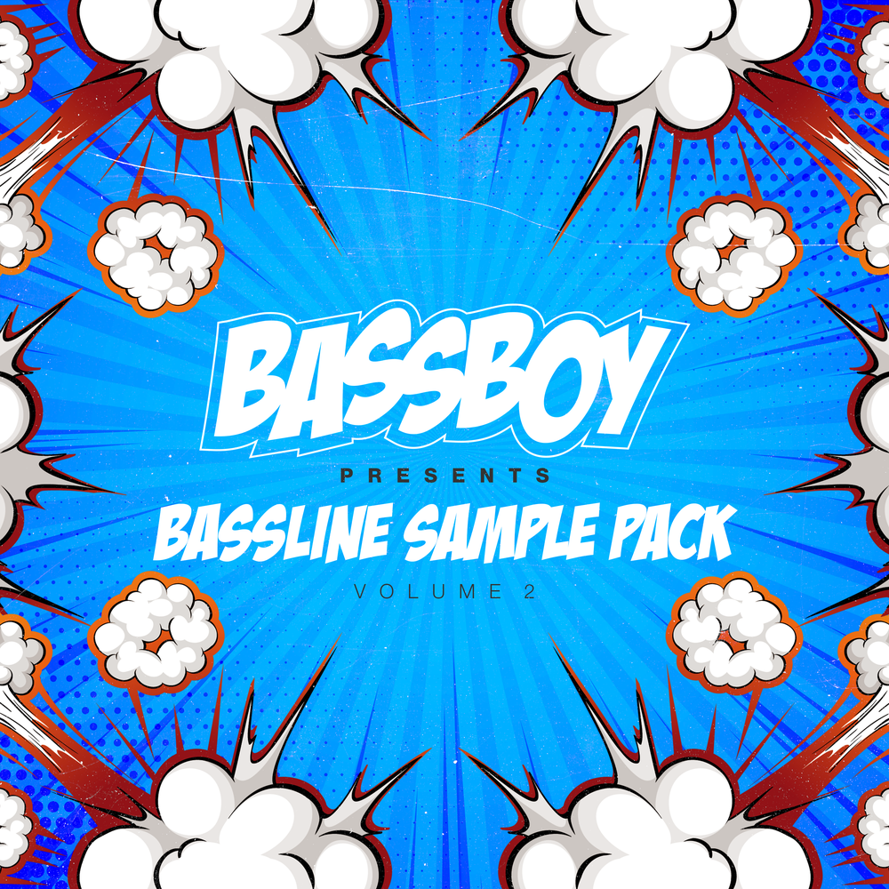 Image of Bassline Sample Pack Vol.2