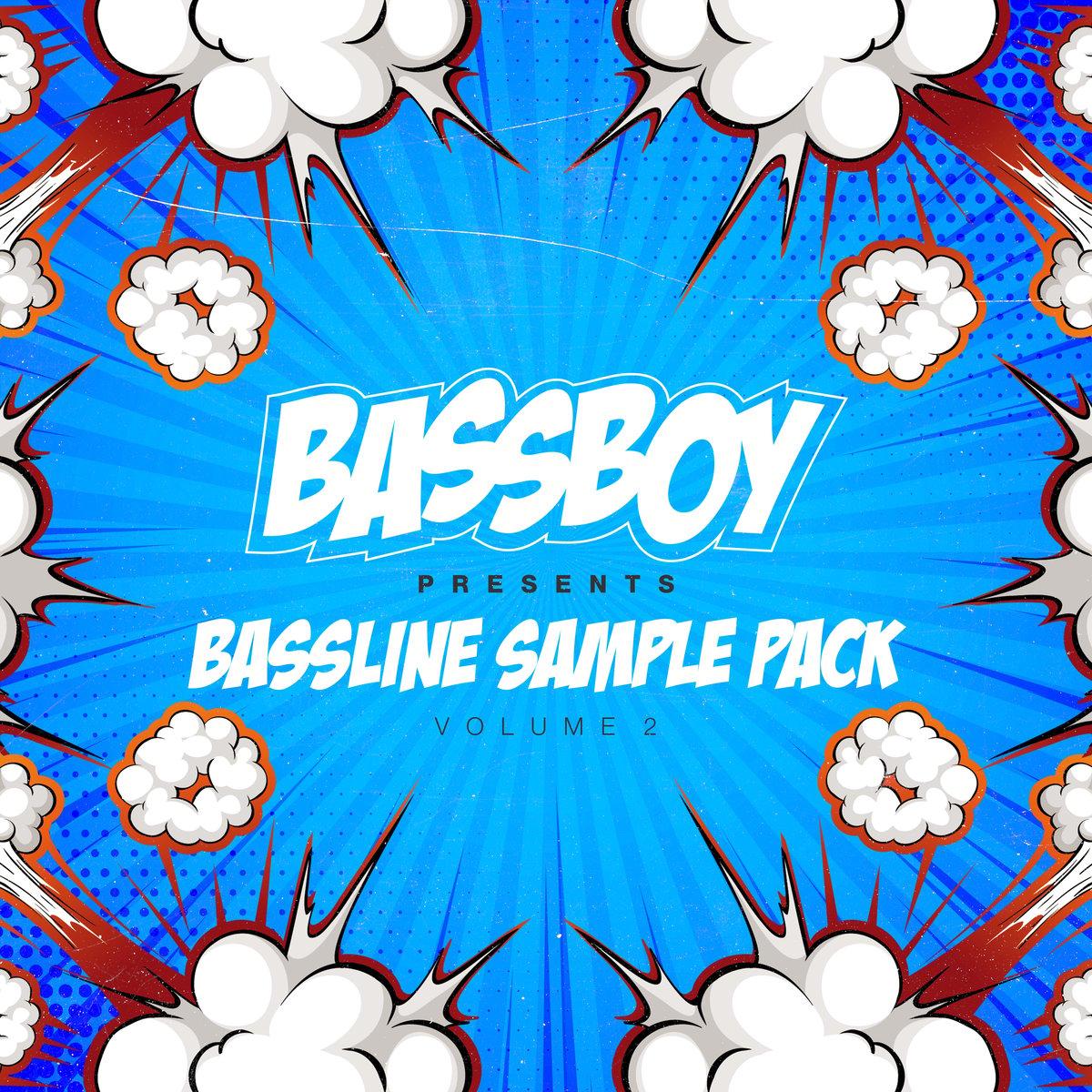 Image of Bassline Sample Pack Vol.2