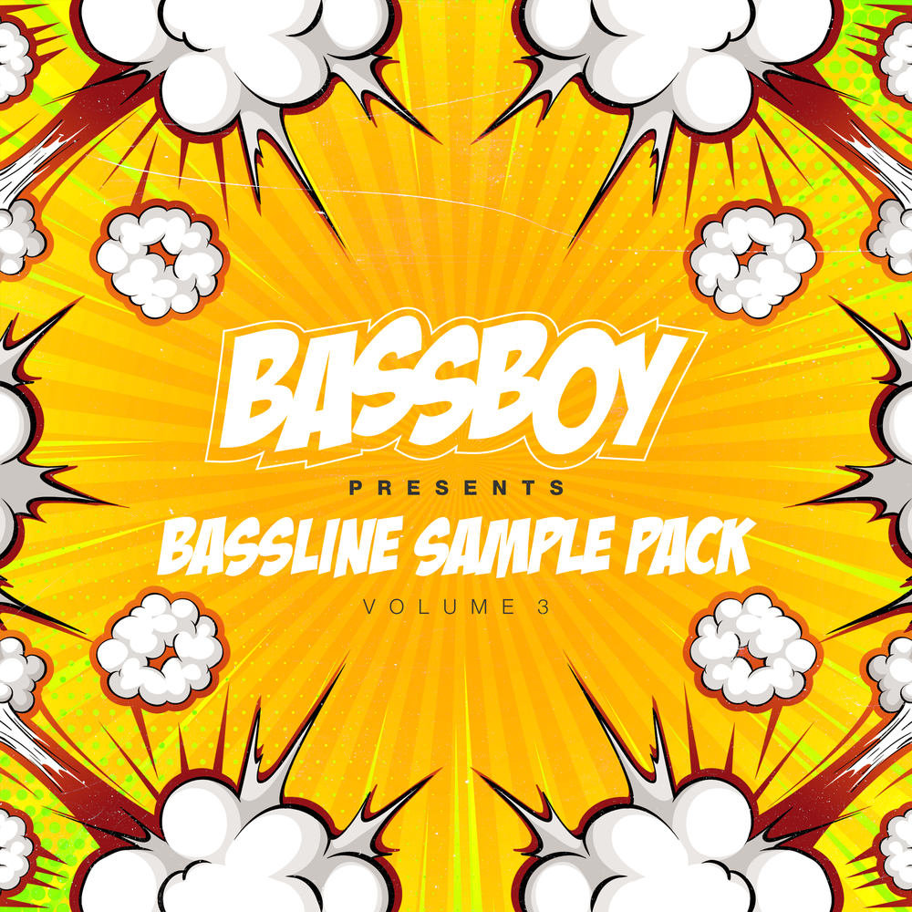 Image of Bassline Sample Pack Vol.3