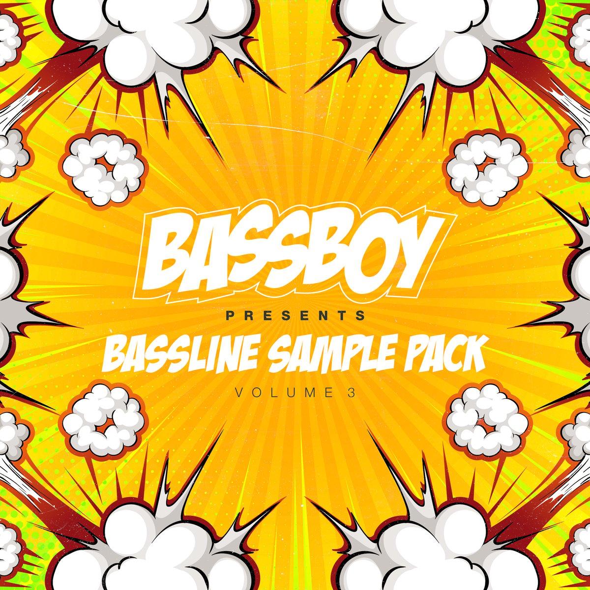 Image of Bassline Sample Pack Vol.3