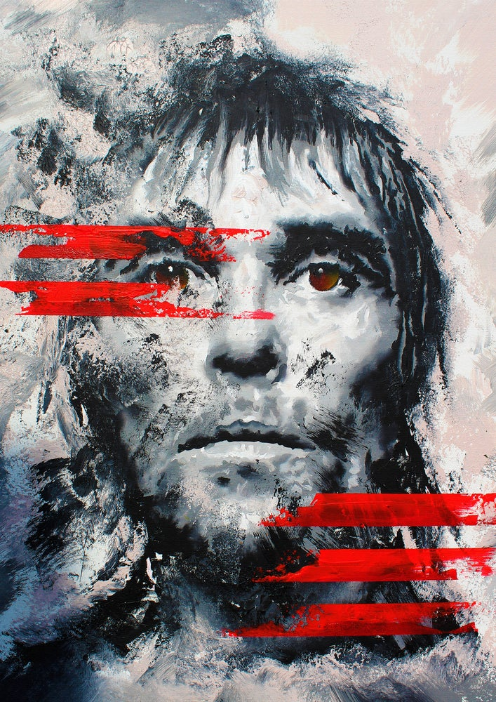 Image of Ian Brown ll (Limited Edition Print)