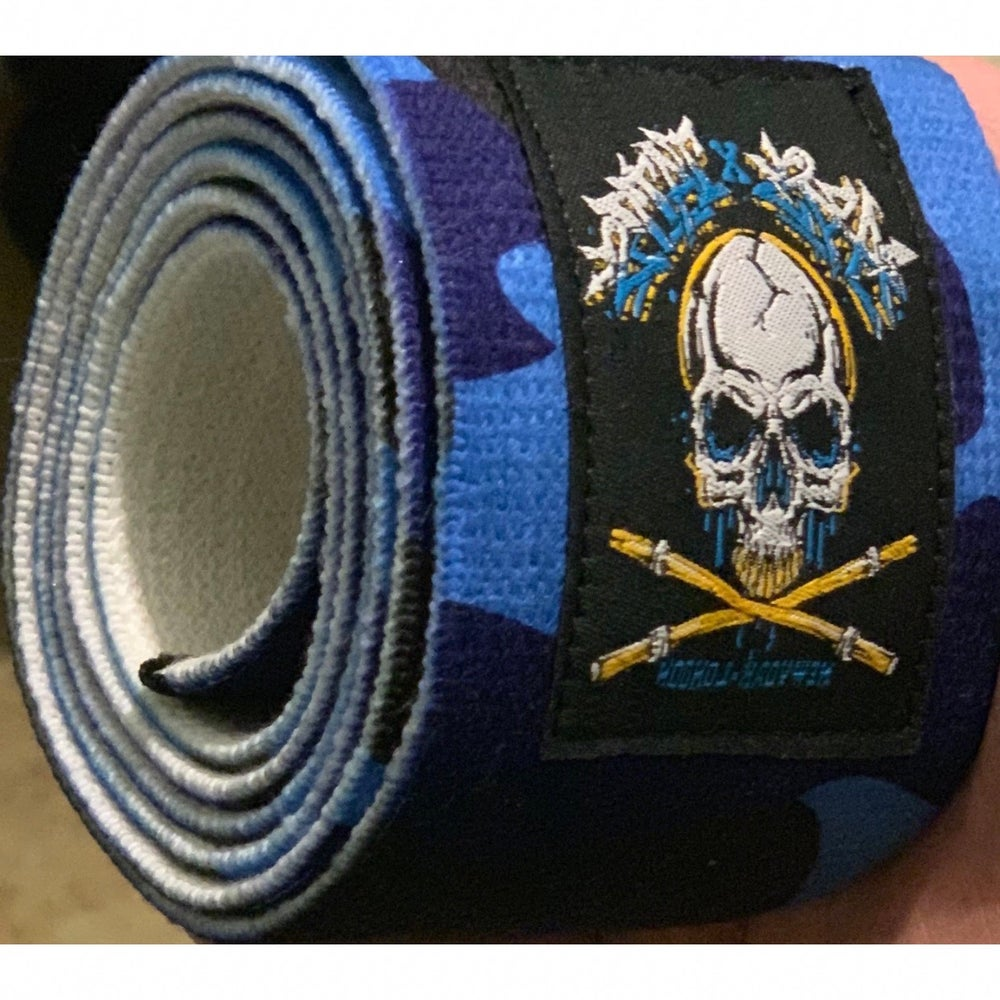 Image of Camo knee wraps