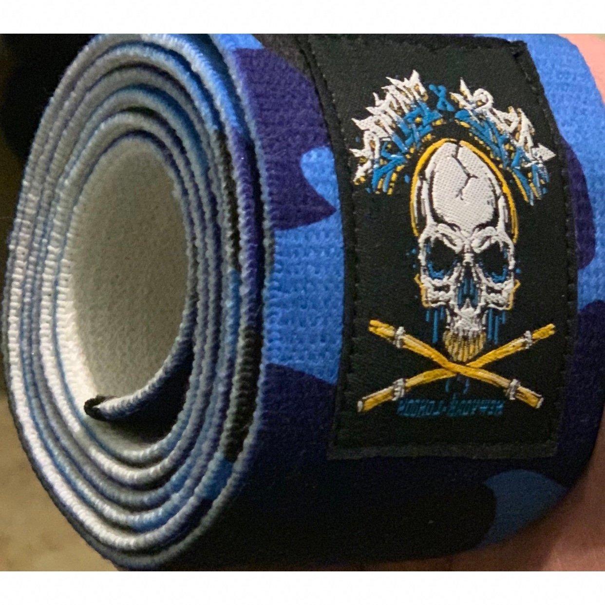 Image of Camo knee wraps