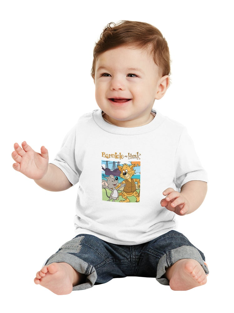 Image of Toddler Storybook Shirt - White