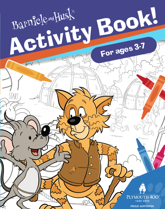 Image of Activity Book