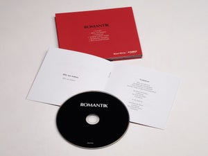 Image of CD - Romantik (Re-Release)