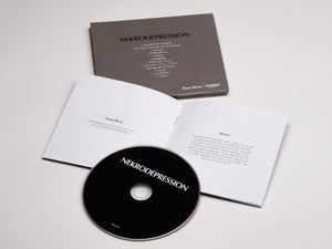 Image of CD - Nekrodepression (Re-Release)