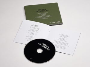 Image of CD - Crown Of Sorrow (Re-Release)