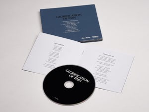 Image of CD - Glorification Of Pain (Re-Release)