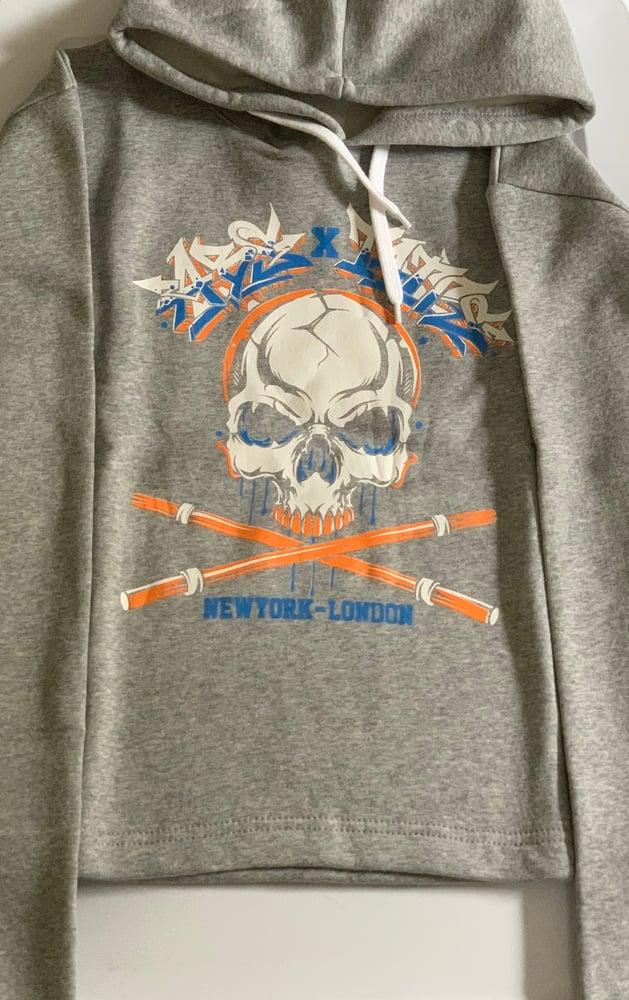 Image of Cropped hoodie