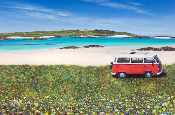 Image of Salum Tiree giclée print ALL SIZES