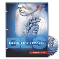 Image of AHA BLS Instructor Manual