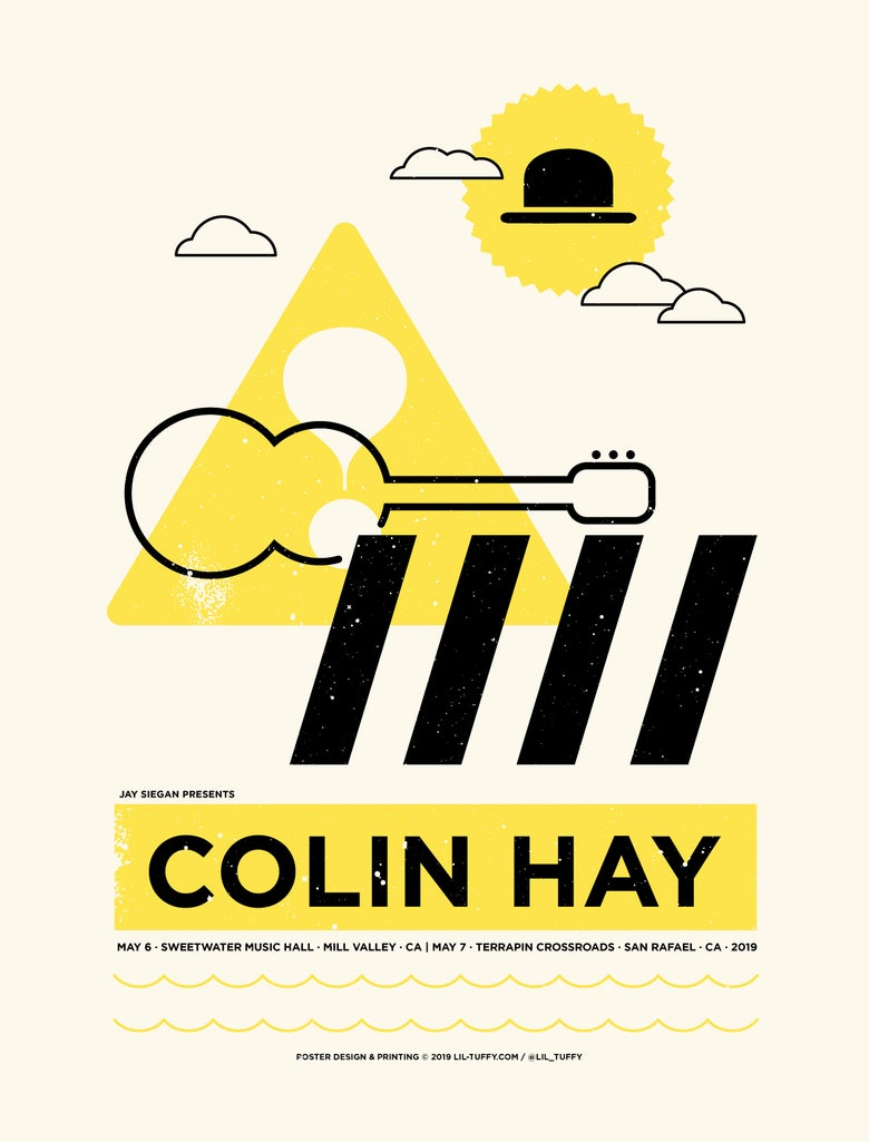 Image of Colin Hay - California 2019