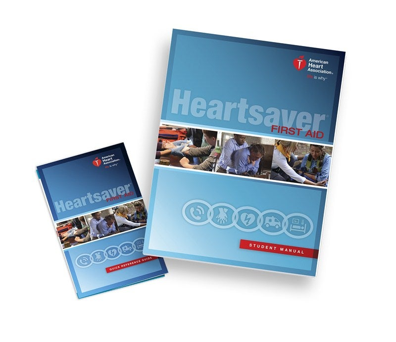 Image of Heartsaver First Aid Instructor Manual