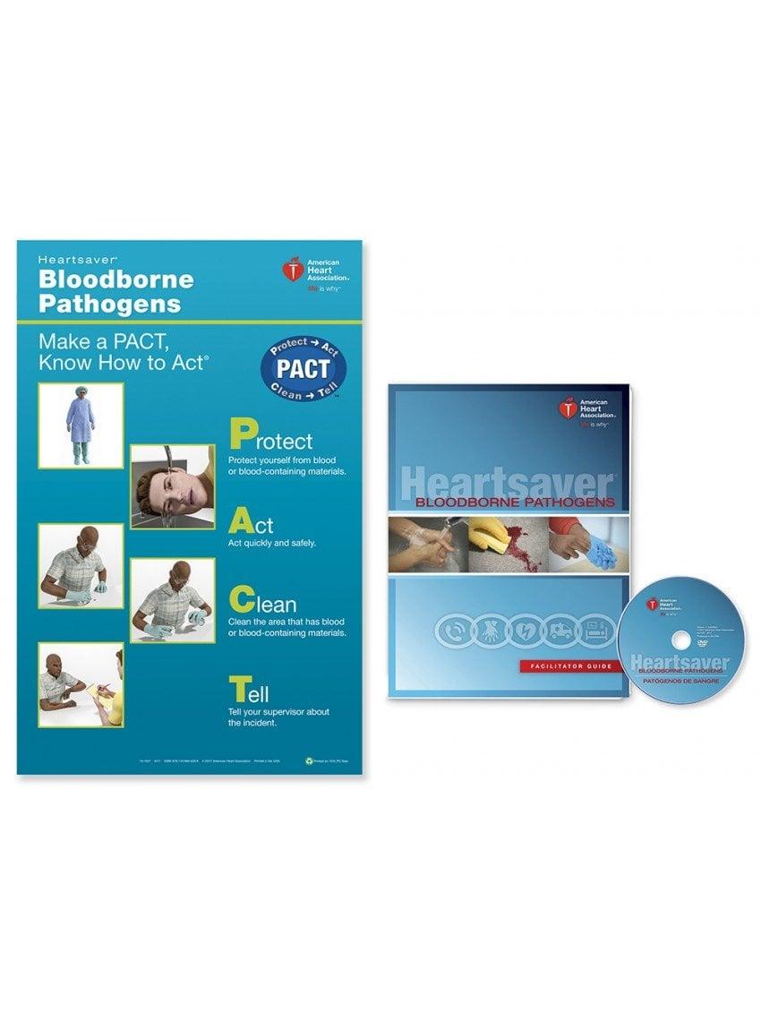 Image of Heartsaver Bloodbourne Pathogens Facilitator Package