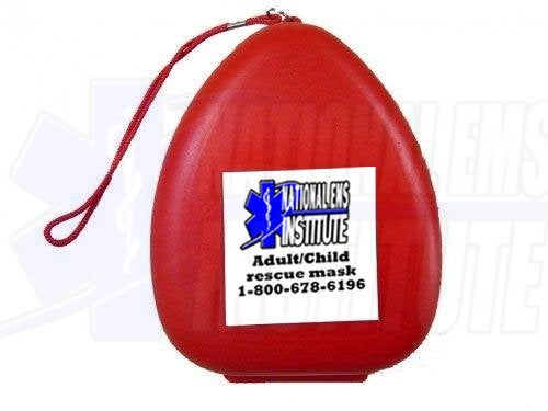 Image of NEI Brand CPR Pocket Mask