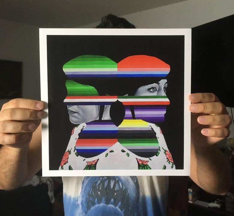 """Image of """"Duality"""" Giclée Print"""