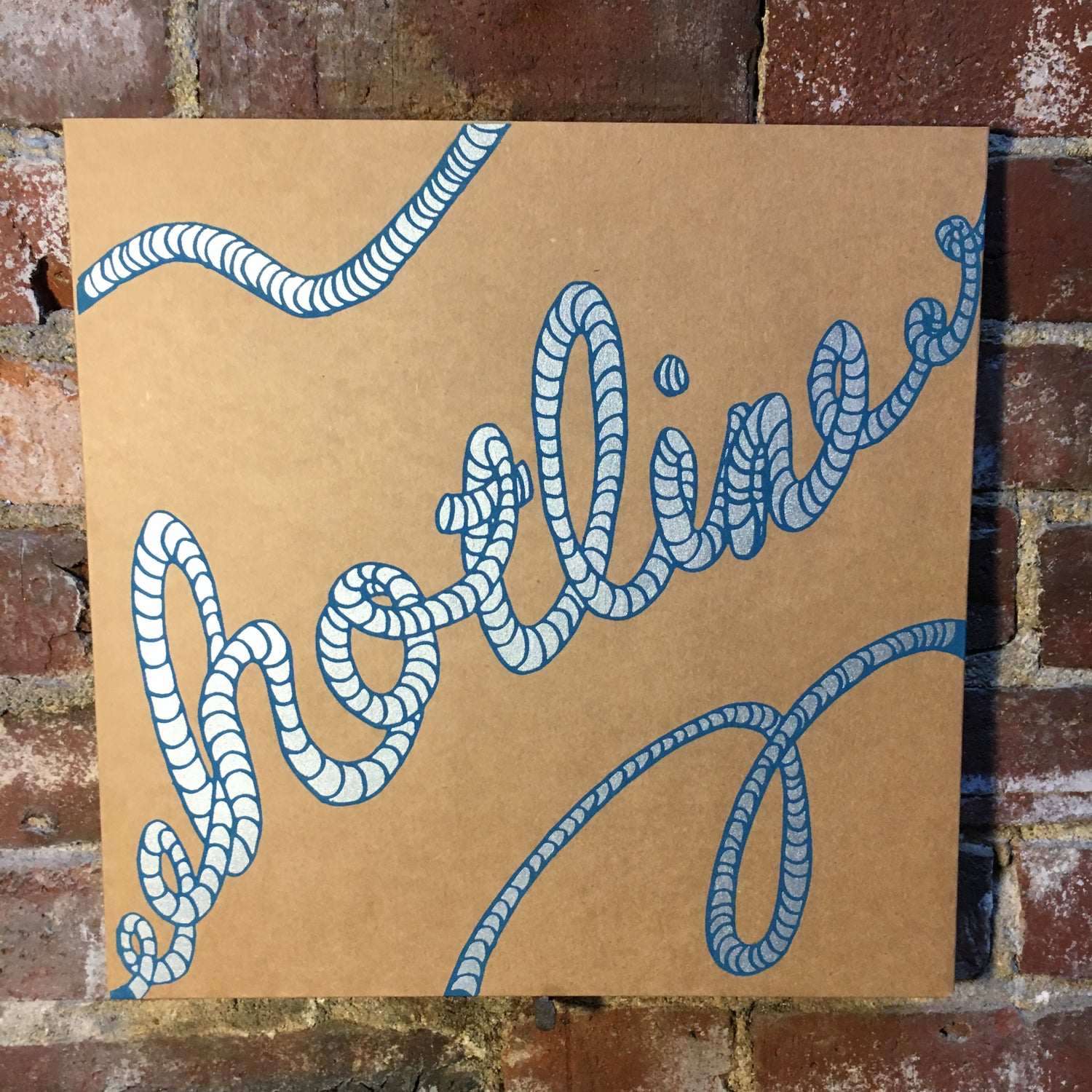 Image of HOTLINE Record
