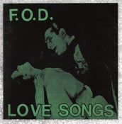 """Image of Flag Of Democracy – """"Love Songs"""" 7"""""""