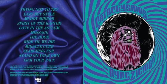 "Image of Ryne Ziemba ""Cataclysmos"" (Purple Vinyl)"