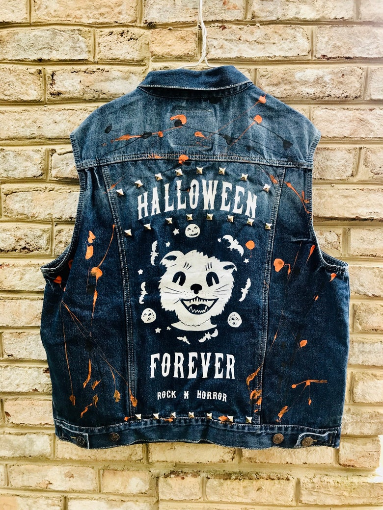 Image of Halloween Forever Vest