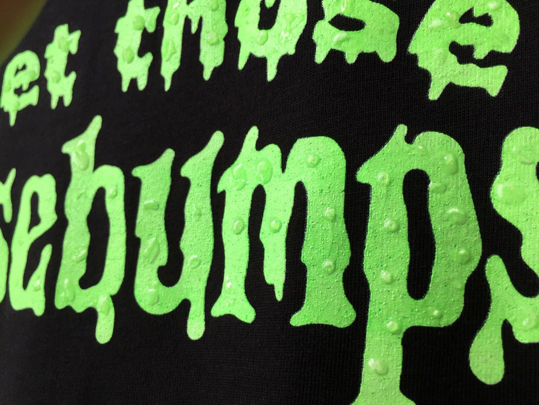 Image of Goosebumps