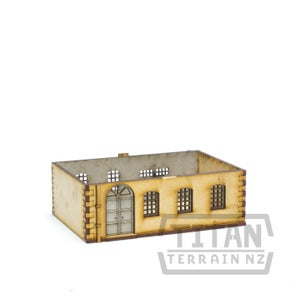 Image of Dockside Warehouse