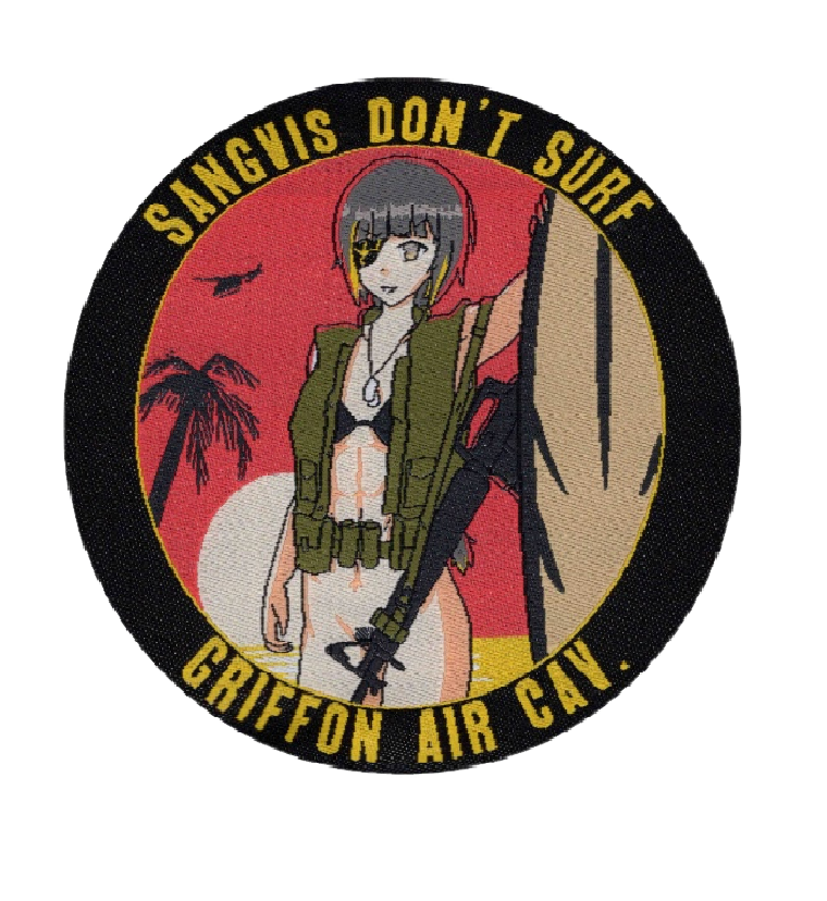Image of Sangvis Don't Surf