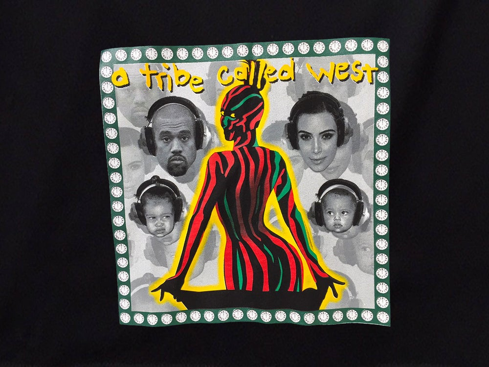 Image of A Tribe Called West