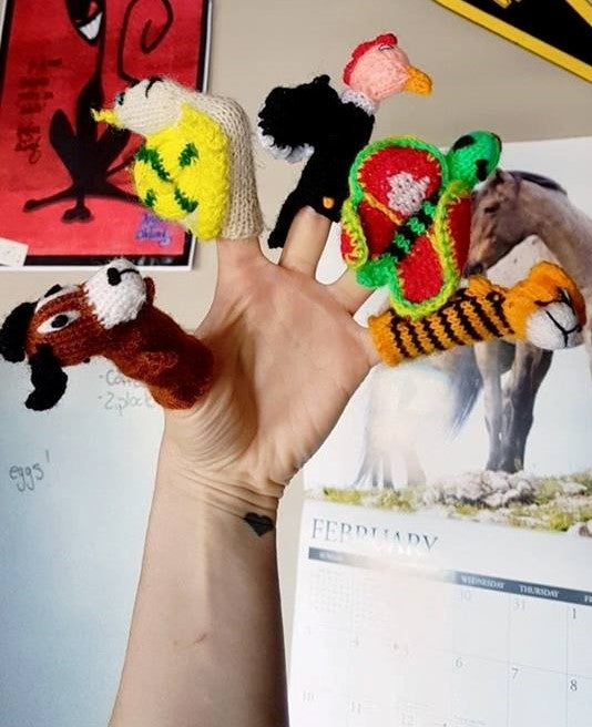 Image of Finger Puppets