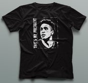Image of THAT'S MY PRESIDENT!  Malcolm Brogdon Bucks T-shirt
