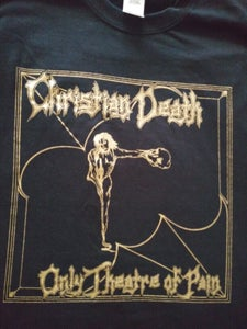 Image of Christian Death OTOP T-Shirt