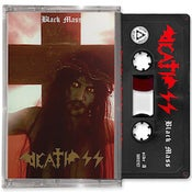 Image of DEATH SS 'Black Mass' cassette