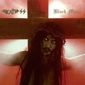 Image of DEATH SS 'Black Mass' lp