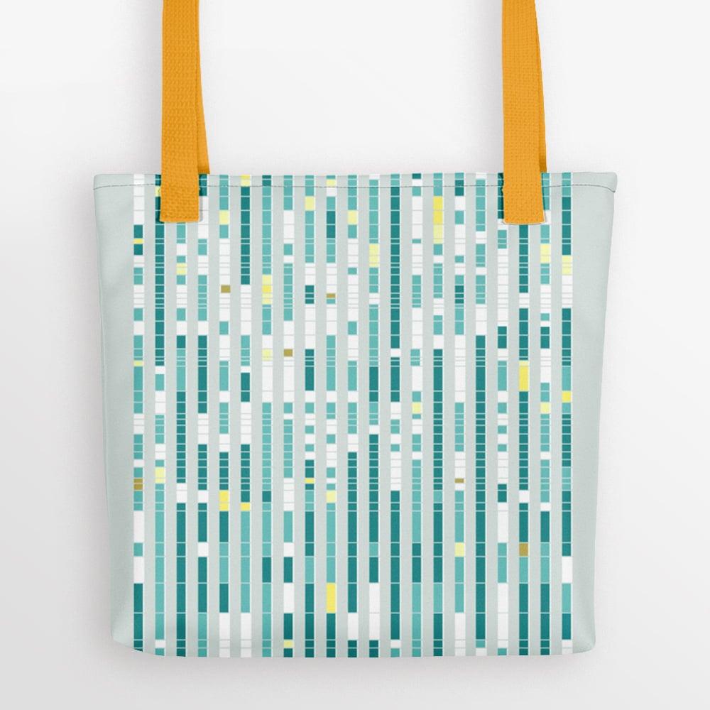Image of Ocean Mosaic Tote Bag