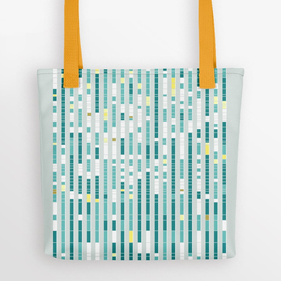 Image of Ocean Mosaic Tote Bag