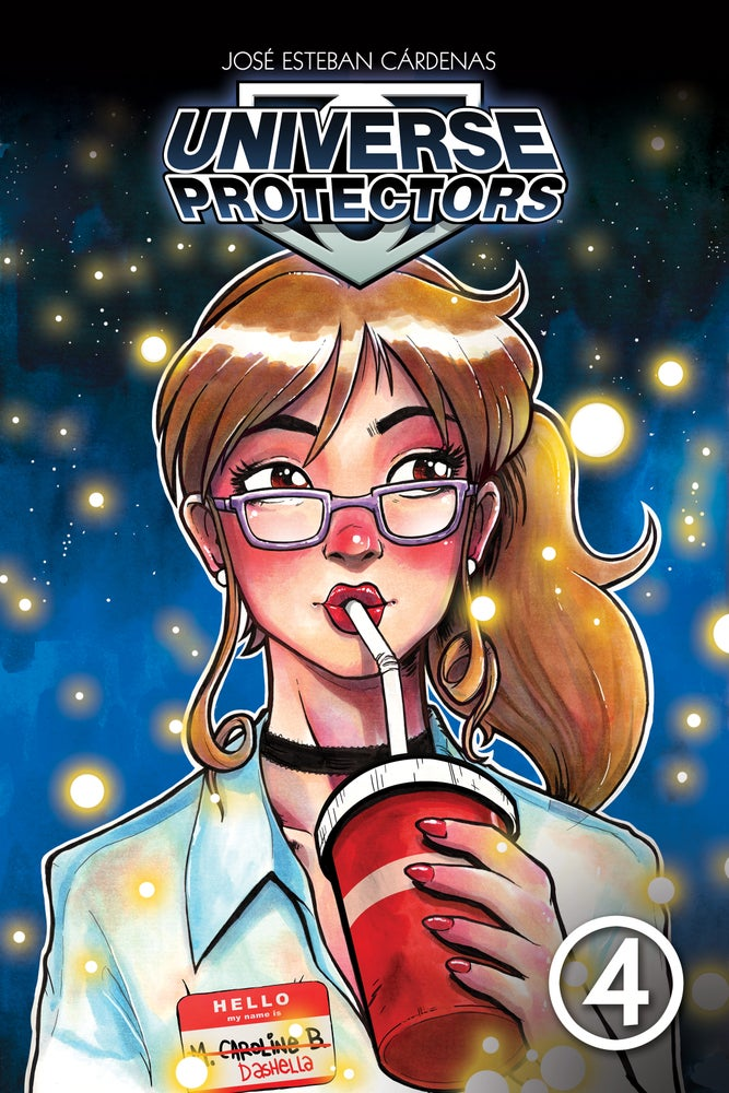 Image of Universe Protectors #4